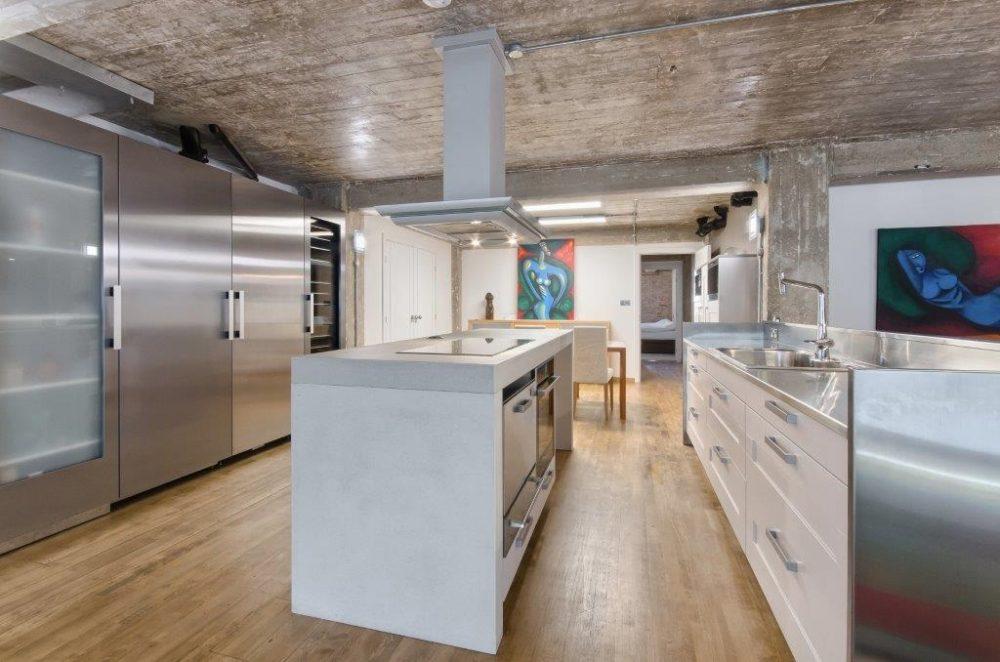 new crane wharf kitchen