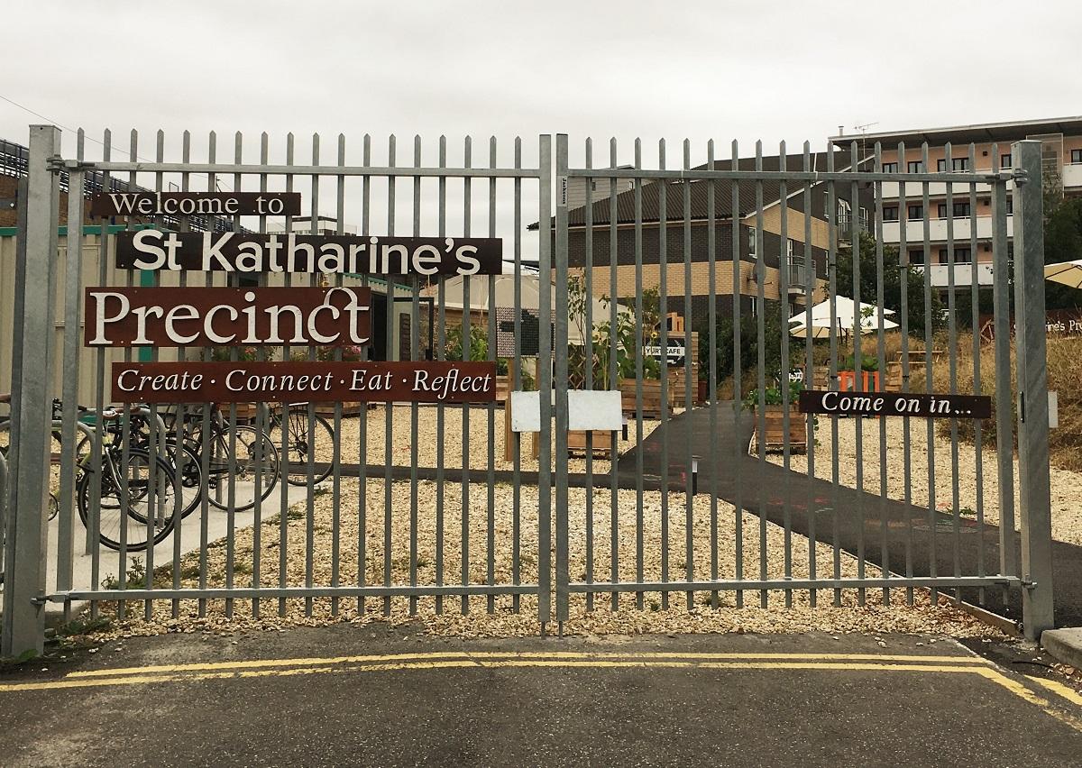 St Katharine's Precinct