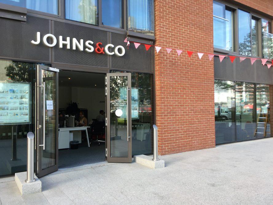 JOHNS&CO Embassy Gardens Office Nine Elms