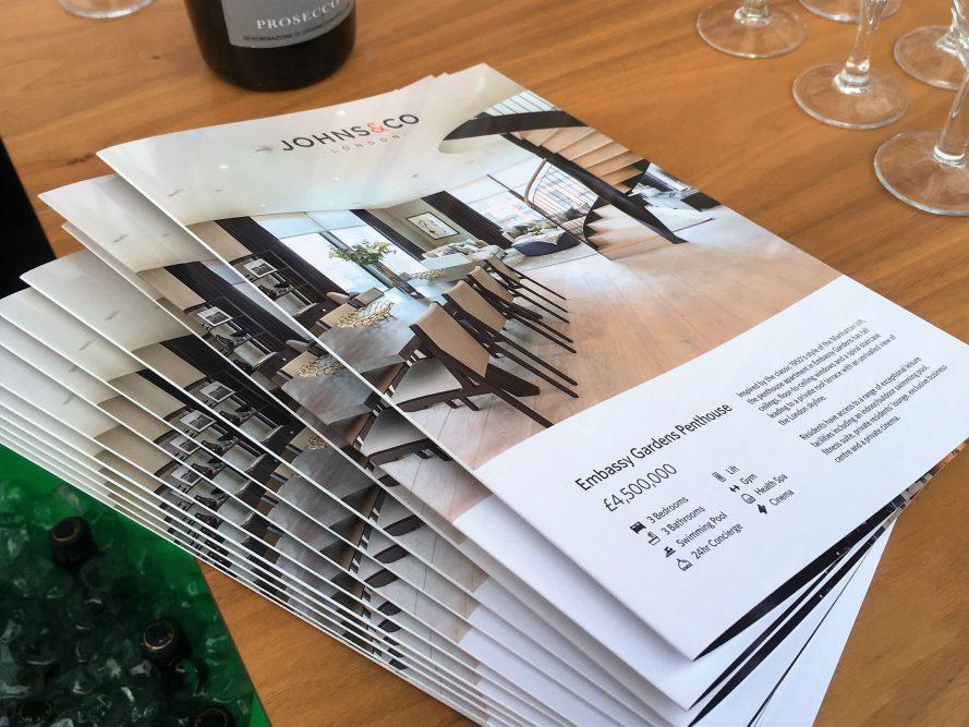 London Penthouse Brochure